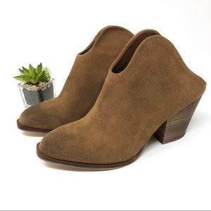 Chinese Laundry Suede Kelso Ankle Boots Booties 9
